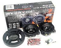 Автомобильная акустика MEGAVOX MAC-5274 (13 см), динамики колонки в авто
