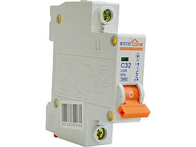 Автоматический выключатель Ecohome 40А 1Р (04-01-17)