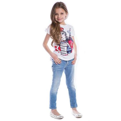 Детские джинсы, брюки для девочек