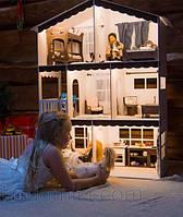 Кукольный домик Натали Премиум