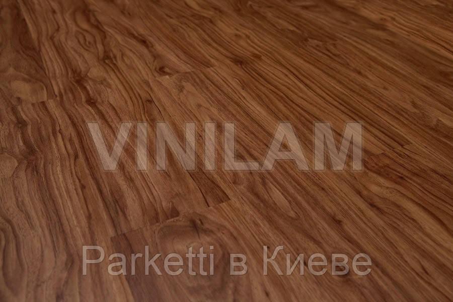 Vinilam 60912 Горіх медовий Grip Strip вінілова плитка