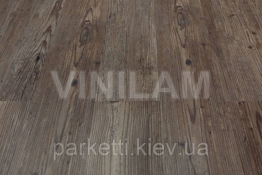 Vinilam 277122 Кедр серый Grip Strip виниловая плитка