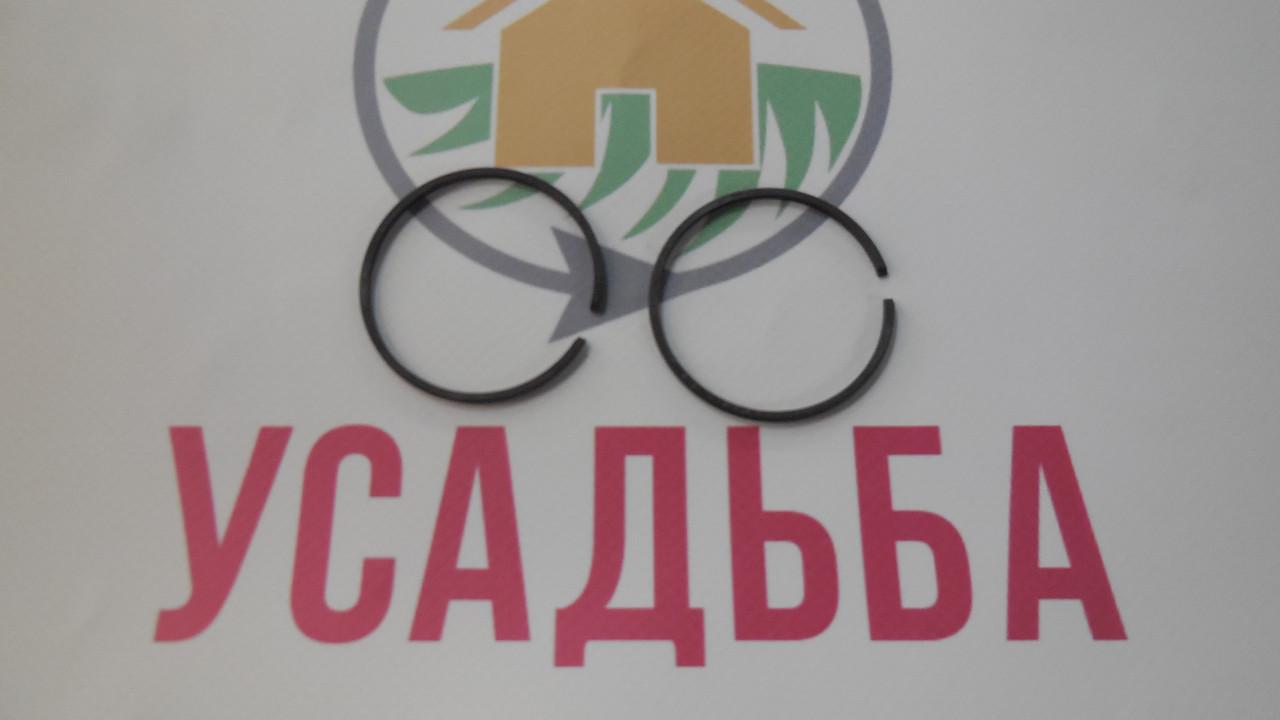 Кольца поршневые d=45 на бензопилы Vitals,Sadko, Foresta, Днипро, Кентавр, Forte, Бригадир