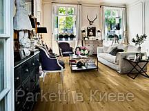 Паркетна дошка Focus Floor Дуб Khamsin 3-смуговий, лак