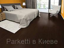 Паркетна дошка Focus Floor Дуб Tramontana 3-смуговий, лак, венге