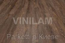 Vinilam 0713 Дуб Сэм Click Hybrid виниловая плитка