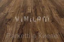 Vinilam 1512 Дуб Кофейный Click Hybrid виниловая плитка