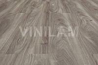 Vinilam 54616 Дуб срібло Click Hybrid вінілова плитка, фото 1