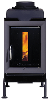 Классическая печь Brunner HKD 6.1 control window