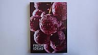 """Книга канцелярская А4,192лис """"Fresh Ideas"""",клетка,твердая обложка.Канцелярська книга А4,книга обліку А4,192 ар"""