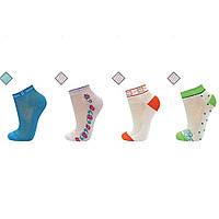 """Летние укороченные носки  """"Классик"""" р.23, 25"""