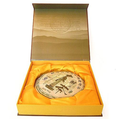 Чай Пуэр Бинг-ча премиум  (прим. 385 г)