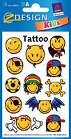 Татуировки с изображениями смайликов