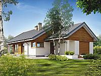 Проект одноэтажного дома Hd21