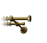 Наконечник для карнизной трубы 16-EG-249, фото 8