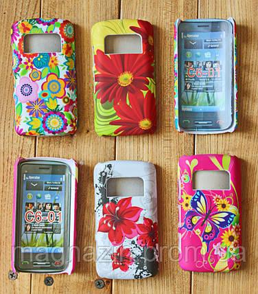 """Чехол для Nokia C6-01. """"Весеннее настроение"""", фото 2"""