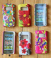 """Чехол для Nokia C6-01. """"Весеннее настроение"""""""