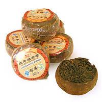 Чай Пуэр Мандарин (1 шт - примерно 35 г, цена указана за 500 гр.)