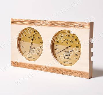 Термометр-гігрометр для лазні Віктер ТГП-4