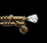 Наконечник для карнизной трубы 16-EG-501, фото 8