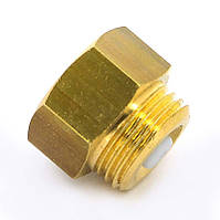 """Клапан запорный для манометров 1/4""""х1/4"""" в/н  Watts"""