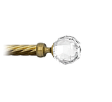 Наконечник для карнизной трубы 16-EG-502, фото 2
