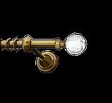Наконечник для карнизной трубы 16-EG-502, фото 4