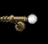 Наконечник для карнизной трубы 16-EG-502, фото 5