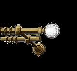 Наконечник для карнизной трубы 16-EG-502, фото 7