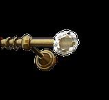 Наконечник для карнизной трубы 16-EG-505, фото 5