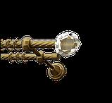 Наконечник для карнизной трубы 16-EG-505, фото 9