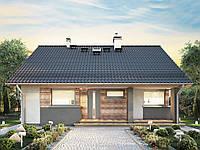 Проект одноэтажного дома HD-22
