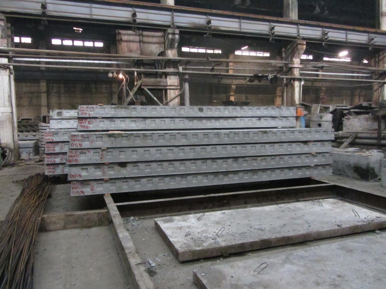 Плиты перекрытия пустотные ПК  48-15-8