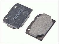 Колодки тормозные перед. ВАЗ-2101-2107 ((к-т 4 шт.) в упак. (шт.)