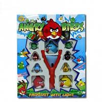 Angry Birds: Рогатка большая со снарядами
