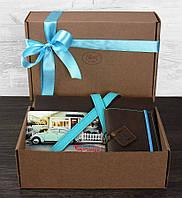 Подарочный набор путешественника Флоренция BlankNote BN-set-travel-1 цвет орех