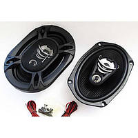 Автомобильная акустика колонки MEGAVOX MAC-9778L 6x9 овалы (300W) 2х полосные