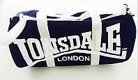 Спортивная сумка lonsdale london, сумка лондон черный, фото 1