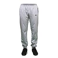 Трикотажные мужские брюки на манжете от производителя  2525N-2