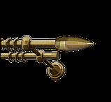 Наконечник для карнизной трубы 16-EM-208, фото 8