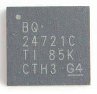 Микросхема Texas Instruments BQ24721C BQ24721CTI (контроллер заряда, шим) для ноутбука