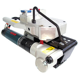 Пневматический инструмент для пластиковых лент