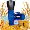 Кормоизмельчитель Эликор 3 (Зернодробилка повышенной производительности - 240 кг зерна/час, 3,0кВт, 380В)