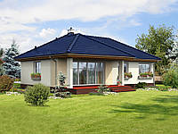 Проект одноэтажного дома Hd 26