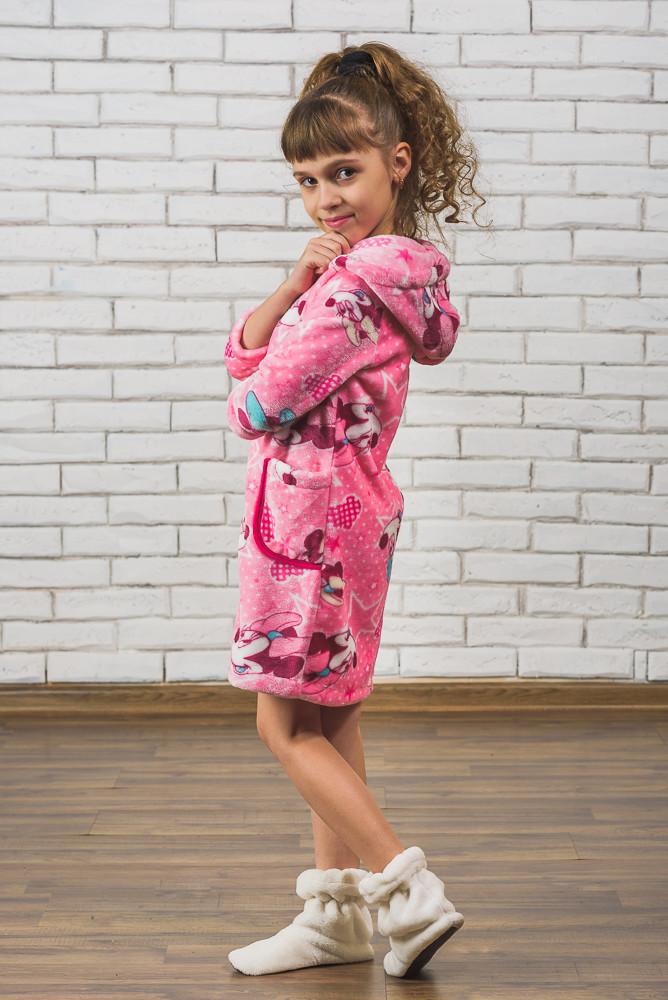 5e3e7965ef2aa Махровый детский халат на молнии Микки, цена 377 грн., купить в Кременчуге  — Prom.ua (ID#371299776)