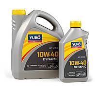 Универсальное моторное масло YUKO DYNAMIC 10W-40 (API SF/CC) 1л