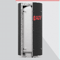 Теплоаккумулятор без теплообменника