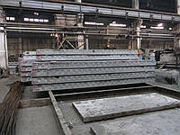 Панели перекрытия пустотные ПК 57-15-8