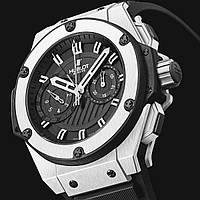Часы Hublot King Power Foudroyante Zirconium механические мужские