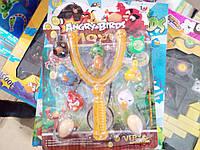Игровой набор Angry Birds рогатка
